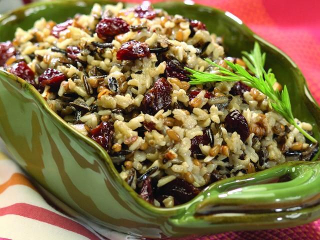 Cherry Rice Pilaf